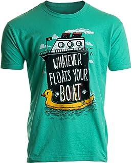 fc1b2f683dc Whatever Floats Your Boat   Cruise Ship Funny Cruising Humor Men Women T- Shirt Mint