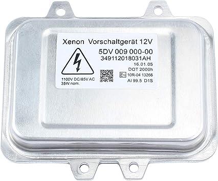 New 5DV 009 000-00 Xenon Headlight BALLAST Control Unit For 2007-2014 Cadillac Escalade