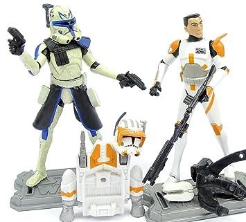 Captain Commander Juego Hasbro Rex Y En Cody Lose Clone jpVLUzGqMS