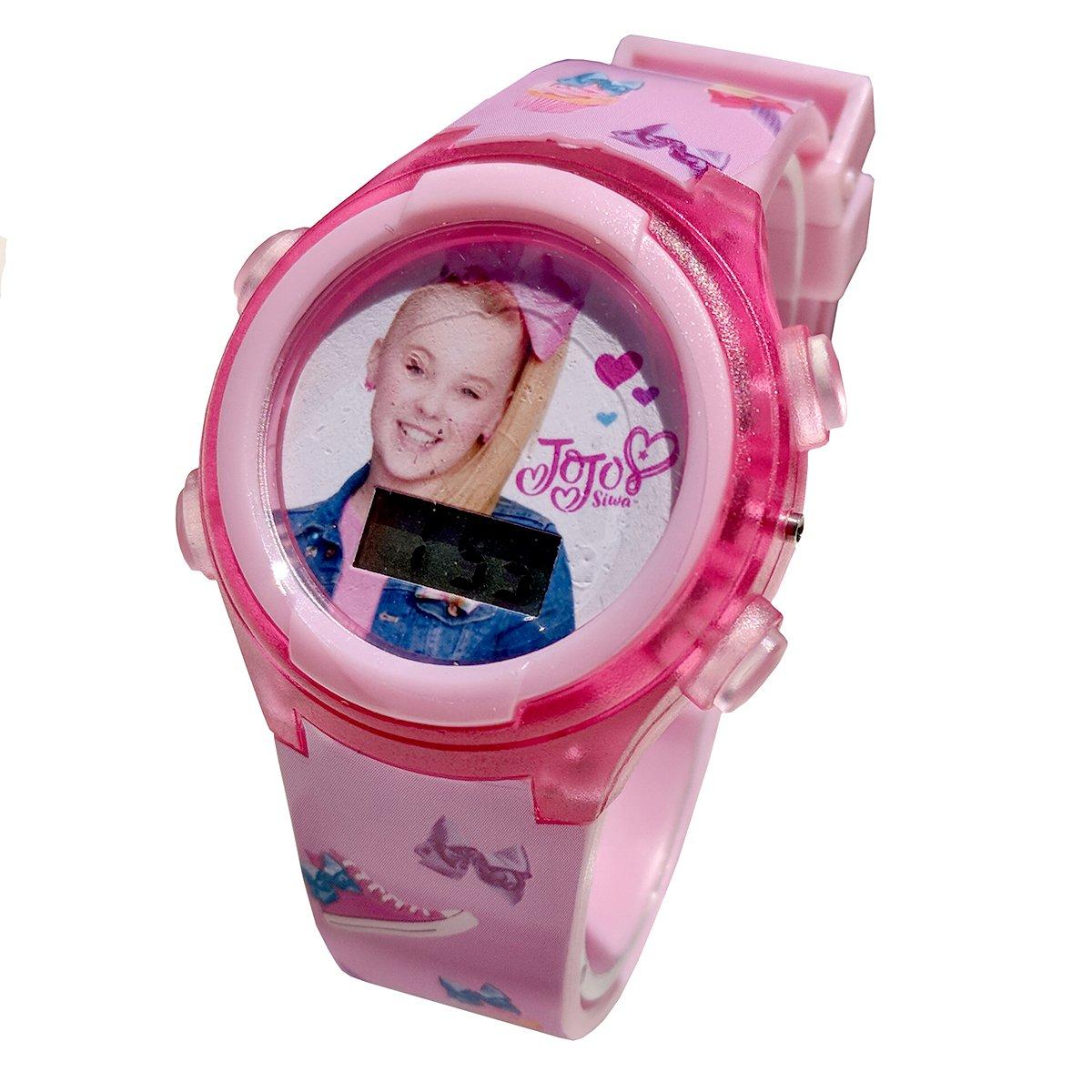 JOJO SIWA Pink Watch