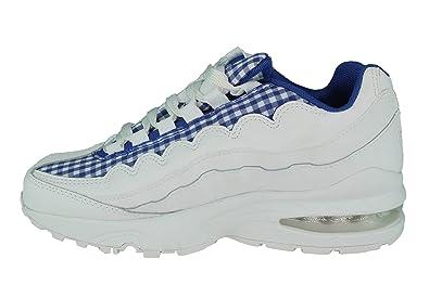 : Nike Air Max 95 Qs (gs) Big Kids Ah3808 101 Size