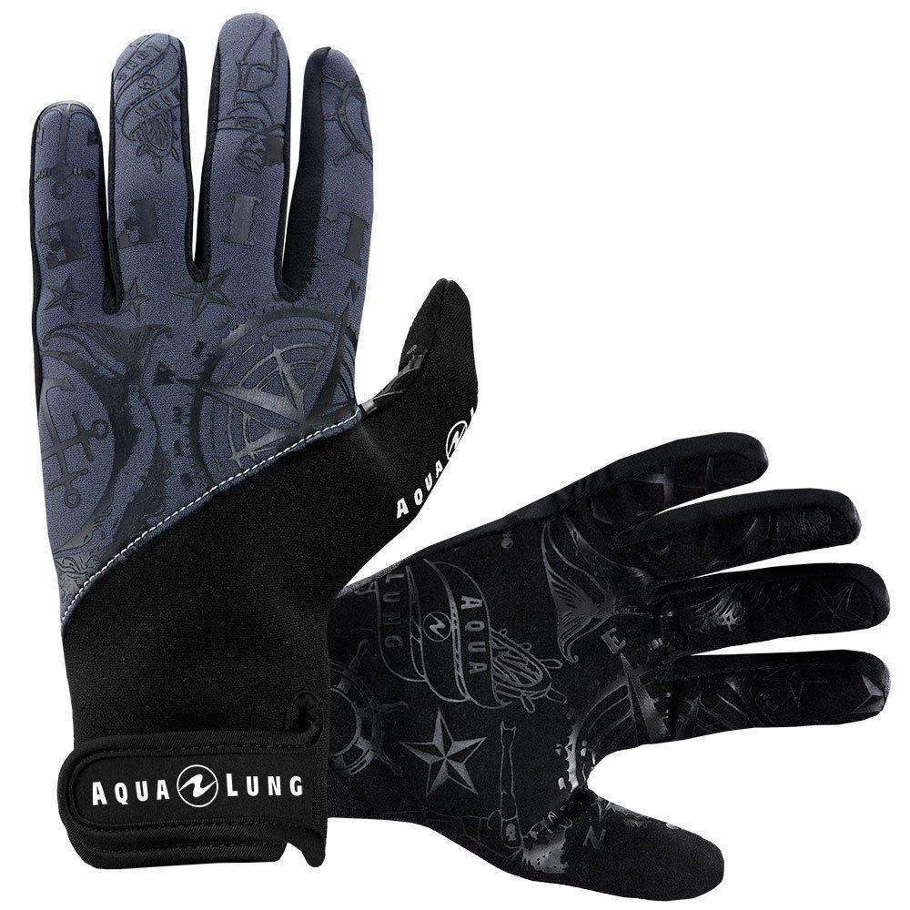 熱い販売 Aqualung Admiral III Men 's 's III Dive手袋 B06ZYS1DT9 ブラック Admiral/チャコール X-Large X-Large|ブラック/チャコール, 電材PROショップ Lumiere:f9514b07 --- ciadaterra.com