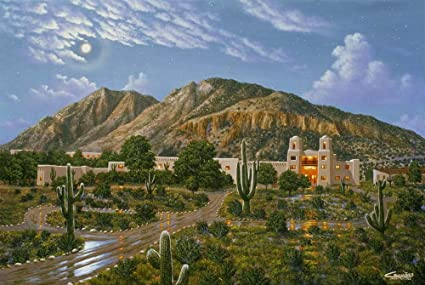 Amazon com: Jokake Inn in 1928, Scottsdale, AZ Eduardo Camoes Art