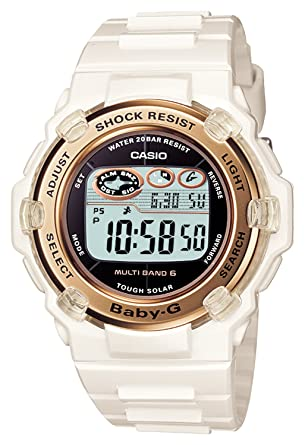 Image Unavailable. Image not available for. Color  Casio Baby-G Reef Tough  Solar Radio Controlled Watch ... b2e02449de