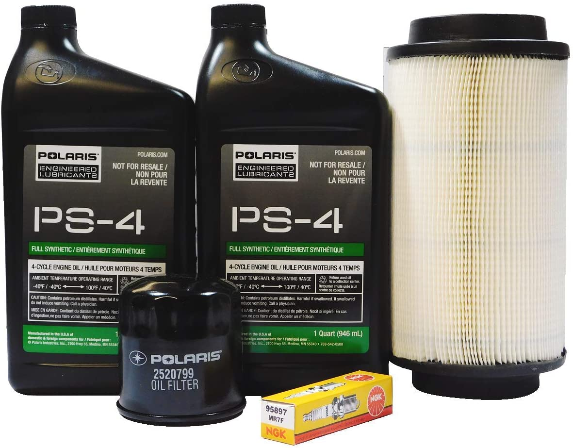 Amazon Com 2014 2020 Polaris Sportsman 570 Oem Oil Change Service Kit Pol71 Automotive