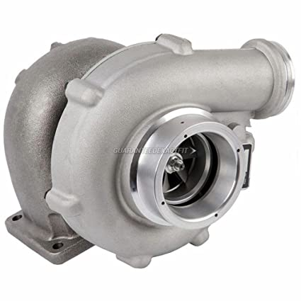 Turbo Turbocharger For MAN D2866LF25 Engine Replaces 53299887113 51091007741 - BuyAutoParts 40-30855AN NEW
