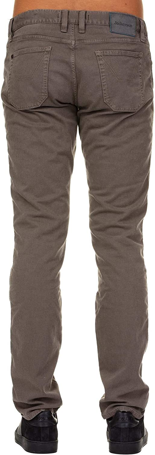 Spring Summer 19 Jeckerson Luxury Fashion Mens 37PCJUPA07ST198417084 Beige Pants