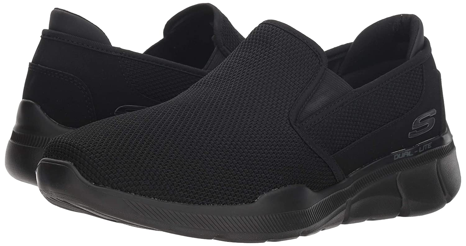 Skechers-Men-039-s-Equalizer-3-0-Sumnin-Slip-On-Loafer-Shoes-Lightweight thumbnail 8