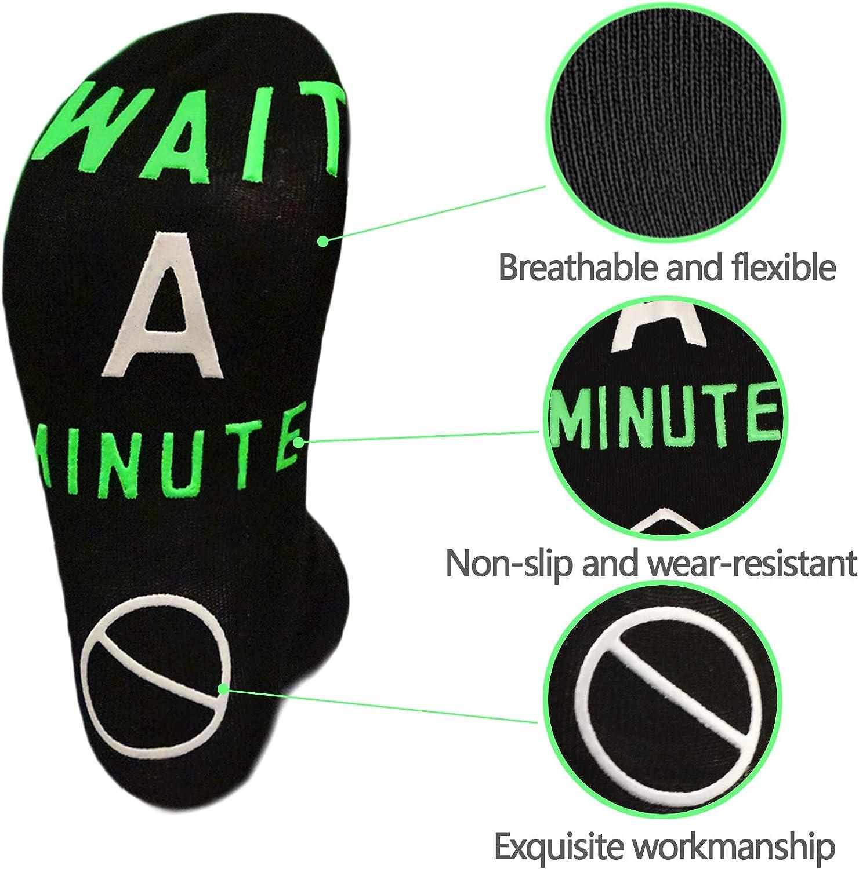 YIIHUD Do Not Disturb Im Gaming Socks Novelty Gamer Socks Funny Gifts for Game Lovers Boy Men Teen