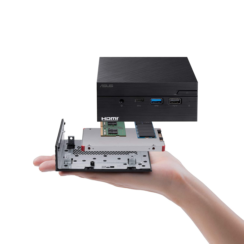 I7 Scheda Grafica Integrata Intel 4K Uhd Graphics I5 Asus PN60-BR00I3L Mini PC Processori Intel Core I3