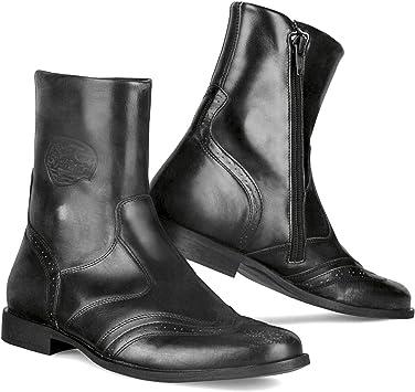 Brown, Size: US-9, EU-42 Stylmartin Adult Indian Urban Line Rider Boots