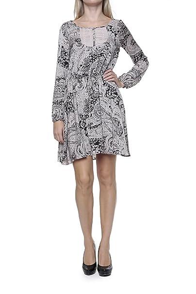Guess Vestido ROMANA para mujer, Color: Beige, Talla: XXL
