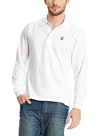 POLO CLUB Polo Gentleman Blanco 3XL: Amazon.es: Ropa y accesorios