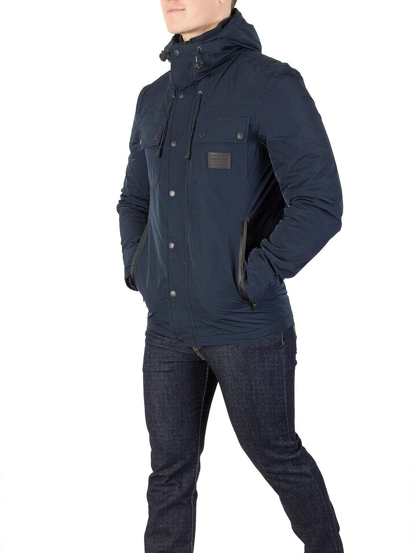unique design best shoes super popular Superdry Men's Vessel Jacket, Blue, XXX-Large: Amazon.co.uk ...