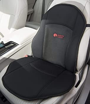 Posture Cushion Seat Softener Comfort Great For Modern Harder Car Seats Prevent The