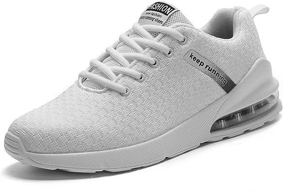 Amazon.com | Chopben Air Cushion Sneakers Mens Running Shoes Non Slip Trail  Sports Shoes Tennis Casual Walking Athletic Basketball | Tennis & Racquet  Sports
