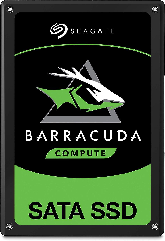 Seagate Barracuda Ssd Interne Sata Ssd 1 Tb 2 5 Zoll Computer Zubehör