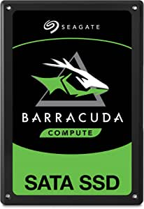 Seagate BarraCuda SSD 1TB Internal Solid State Drive – 2.5 Inch Sata 6Gb/s for Computer Desktop PC Laptop (STGS1000401)