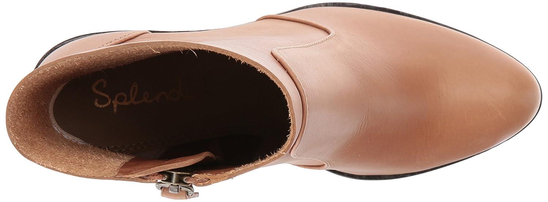 SplendidHome Women's Roselyn Mid Calf Boot B06ZXWR8PT 9.5 M US Chestnut