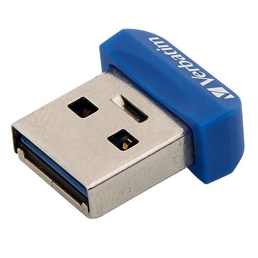 4 opinioni per Verbatim 98710 32GB USB 3.0 (3.1 Gen 1) Type-A Blue USB flash drive- USB flash