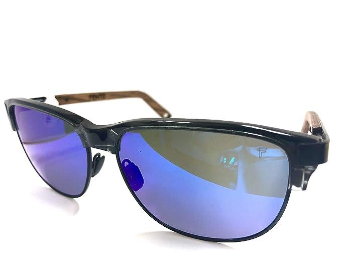 Amazon.com: Gafas de sol hechas a mano por Fento Trevo ...
