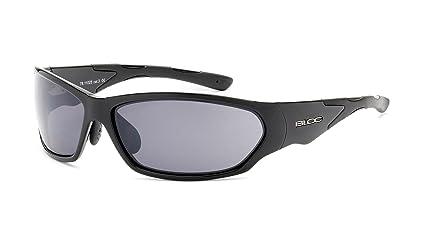 Bloc California - Gafas de Sol para Hombre, Color Negro ...
