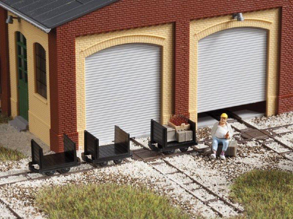Auhagen 41704cloison Wagon répliques Kit de modelage