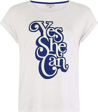 Only carYES Camiseta 15184416 para Mujer: Amazon.es: Ropa y accesorios