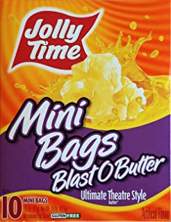 product image for Jolly Time Blast O Butter 10 Mini Bags (2 PACK)