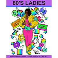 Amazon Best Sellers: Best Fashion Coloring Books for Grown-Ups
