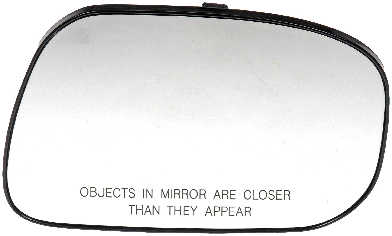 Dorman 56952 Toyota Camry Passenger Side, Non-Heated, Plastic Backed Door Mirror Glass