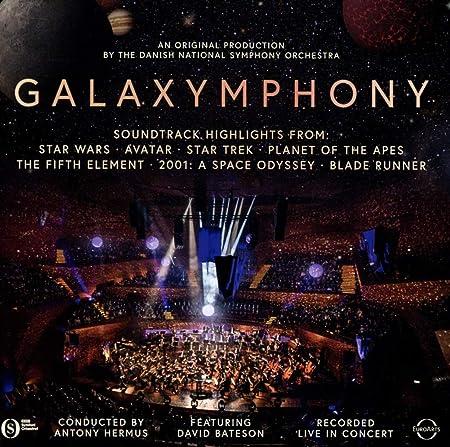Varios - Orquesta Sinfónica Nacional Danesa & Coro Nacional Danés De Conciertos - Anthony HermusGalaxymphony : Varios, Varios: Amazon.es: Música