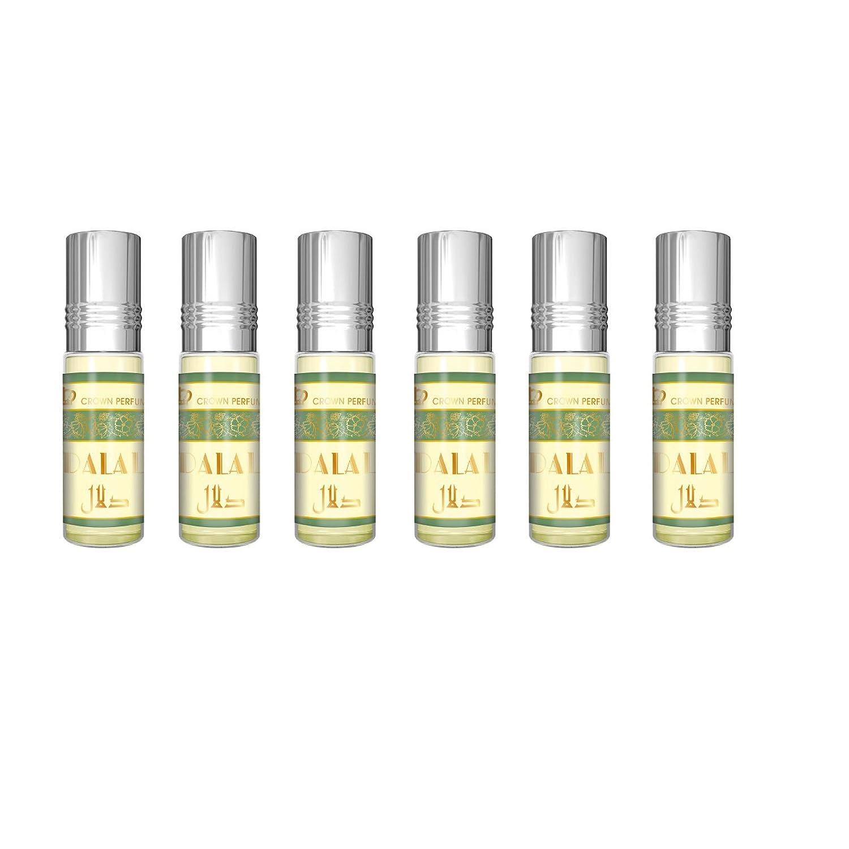 Dalal Parfümöl - 6 x 6ml von Al Rehab
