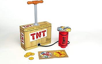 Falomir TNT, Juego de Mesa, Habilidad, Multicolor (1): Amazon.es: Juguetes y juegos