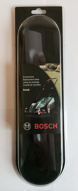 Bosch Rotak arranview cuchilla (Para: Rotak 37-Li inalámbico cortacésped, Rotak 37-Li Ergoflex inalámbico cortacésped y Rotak 370-Li fonecase cortacésped) ...