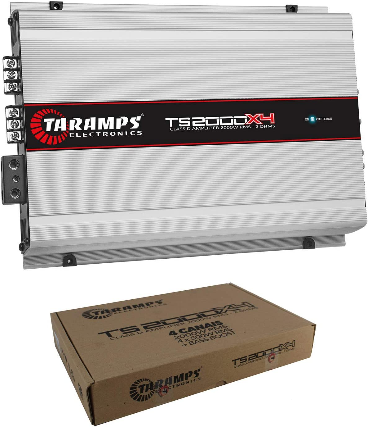 Tarramps 4 Channel Amp For Highs For Car