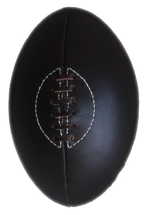 FNine - Balón de Rugby (Piel), diseño Vintage: Amazon.es: Deportes ...