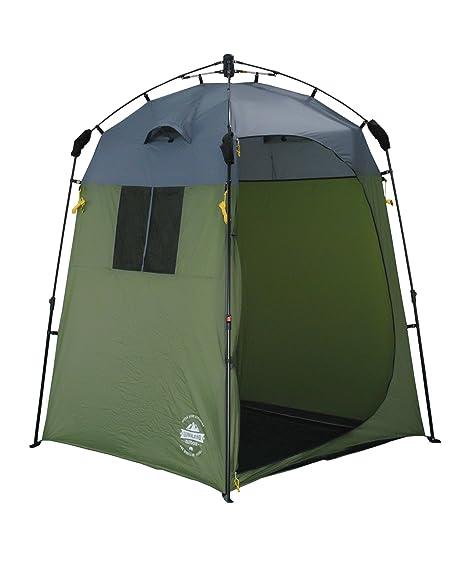 Cabina Doccia Da Campeggio.Lumaland Tenda Doccia E Cabina Spogliatoio Sistema Quickup Di Montaggio