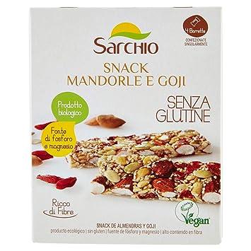 Spud Snack Almonds And Organic Goji 80g