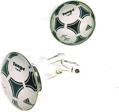 Gemelos de Camisa Magglass Balón Tango Mundial España 82 Spain 1982 Worldcup: Amazon.es: Ropa y accesorios