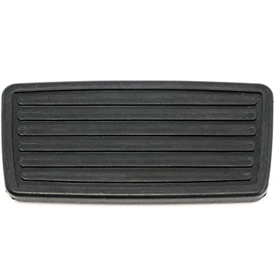 Red Hound Auto Brake Pedal Pad Rubber Cover for Compatible with Honda Acura Automatic Only Transmission A/T: Automotive