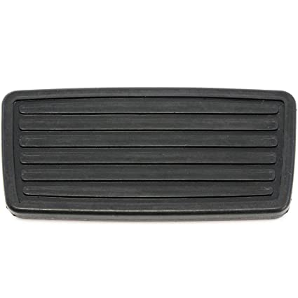 Red Hound Auto Brake Pedal Pad Rubber Cover for Compatible with Honda Acura  Automatic Only Transmission A/T
