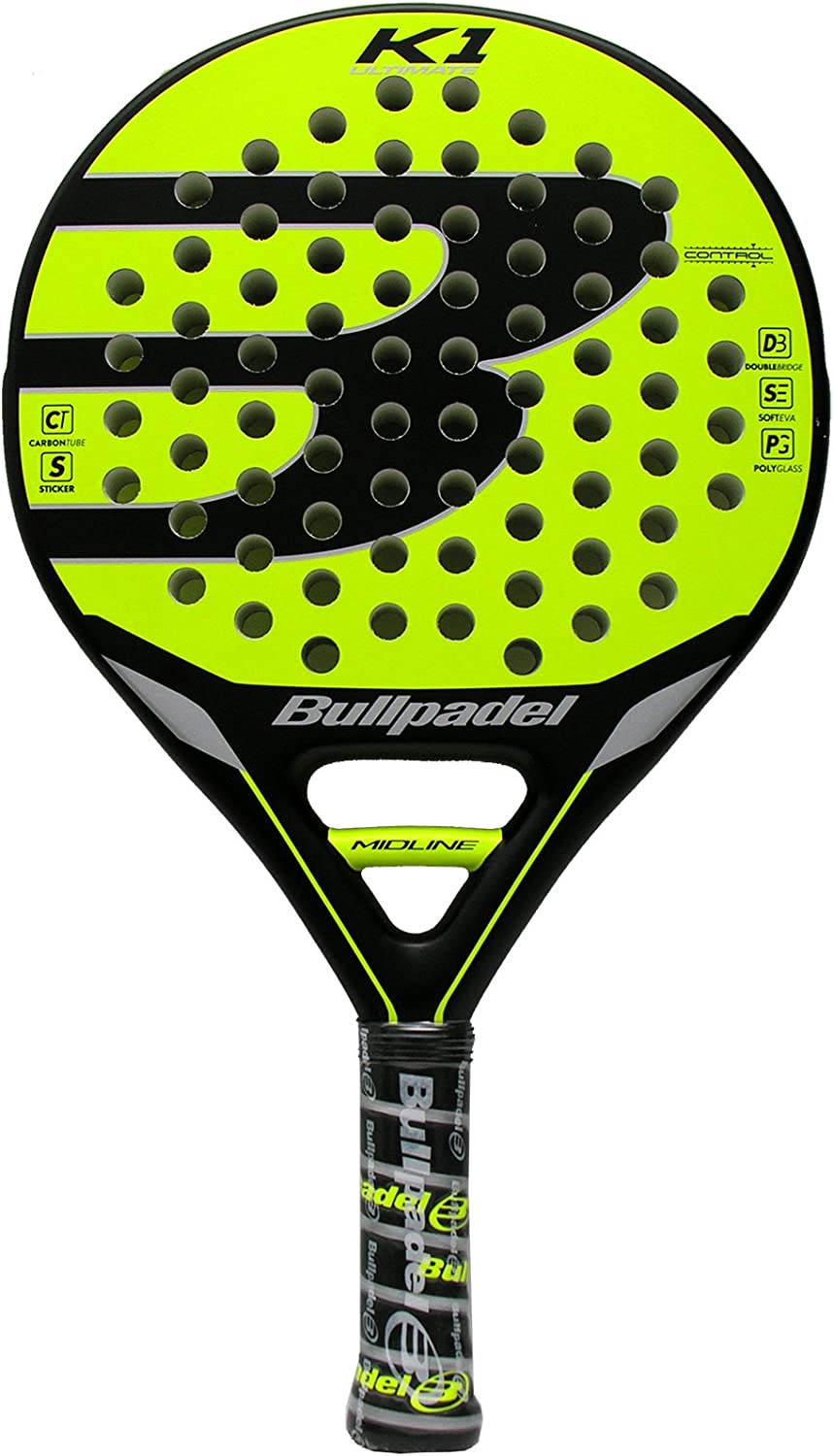 Bullpadel Pala de pádel K1 Ultimate