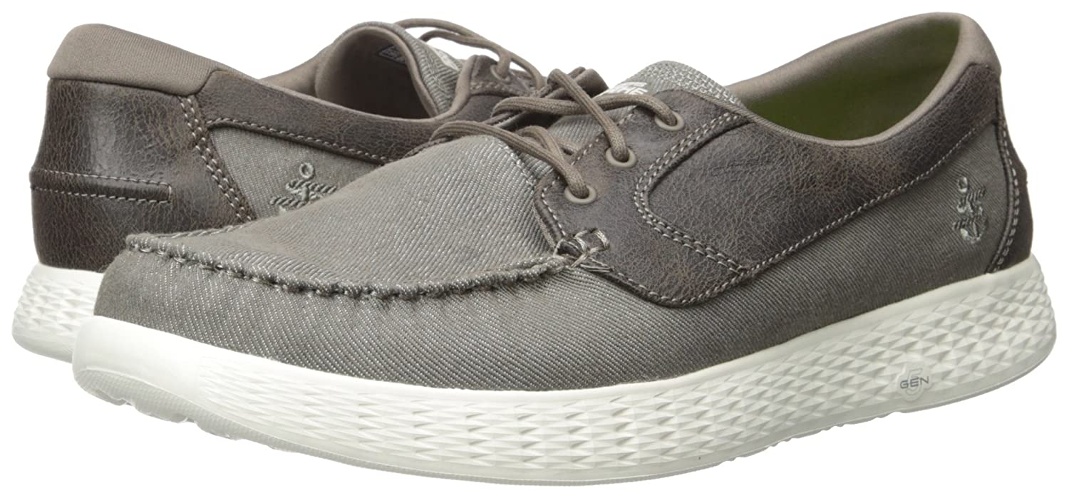 Skechers On The Go Glide Taupe 53770TPE Bootsschuhe  41 EU