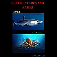Picture books:: Sea creatures ( picture books ) (English Edition)