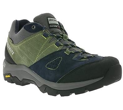 e56f9bb365eeb Dolomite Zapato kendal low gtx azul oscuro verde lichen 8 uk  Amazon ...