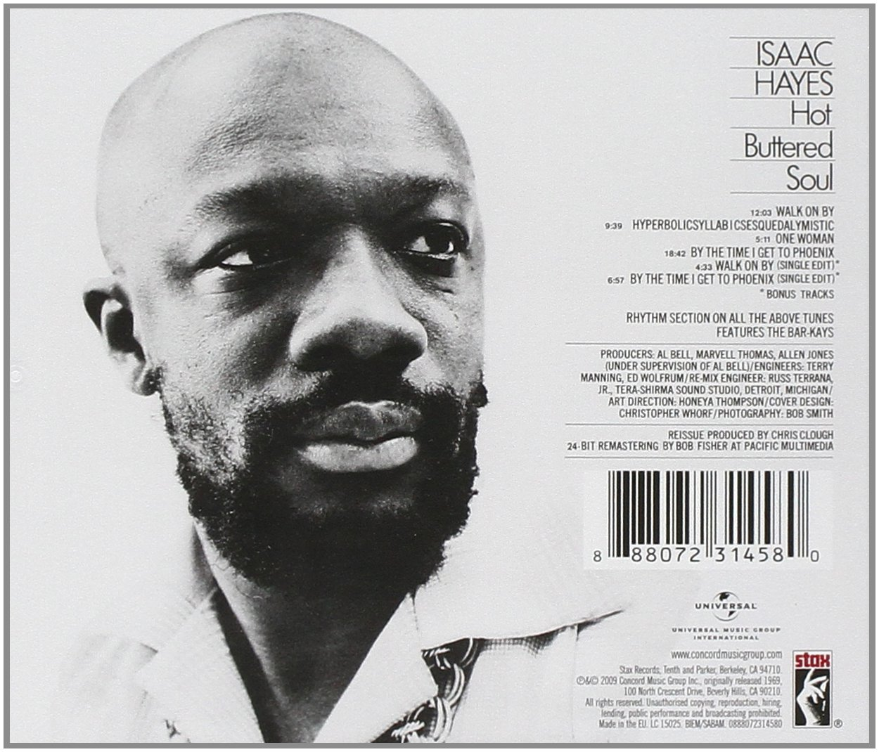 Hot Buttered Soul  Isaac Hayes  Amazon.es  Música 37ae68a52c