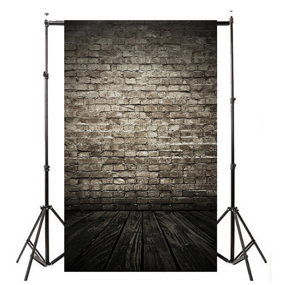 FORH 3D Studio Hintergrundtuch Backdrops Muster Hintergrund Fotografie Studio Fotografie Hintergrund Gemä lde Vinyl 5 x 3FT Laterne Foto Stoffhintergrund Mode