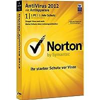 Norton AntiVirus 2012 - 1 PC