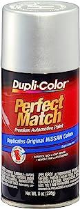 Dupli-Color Ebns06017 Silver Metallic Nissan Perfect Match Automotive Paint - 8 Oz. Aerosol